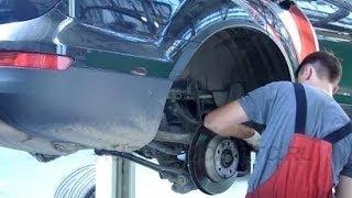 Амортизатор багажника Мазда 6 gg 2006